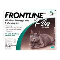 Frontline Plus – Feline – 6 pack